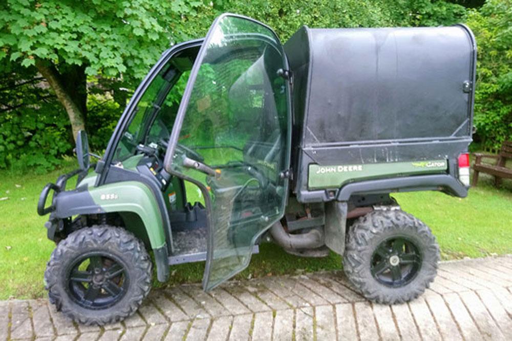 John Deere Gator For Sale >> John Deere Gator Utility Vehicle - 2012 - R.W.BROWN Agricultural & Motor Engineer